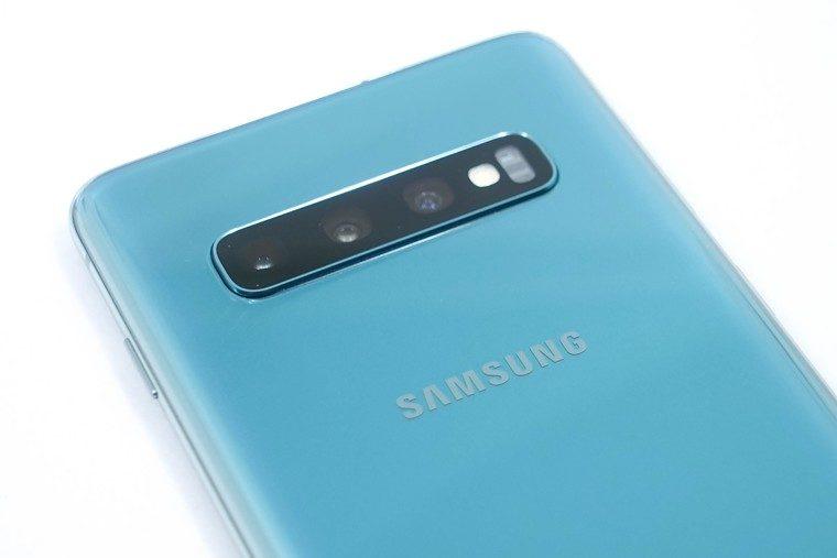 Galaxy S10 カメラ