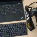 【#わたしのブログ機材】メモリ32GBのThinkPad、18-400mmの超便利ズーム……elibomを作っている道具たち