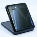 約20万円の折りたたみスマホ「Galaxy Z Flip」(海外版)開封の儀