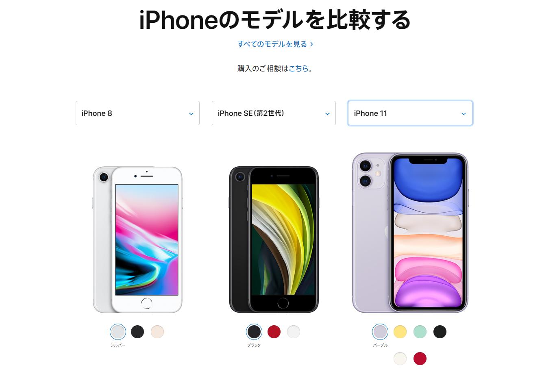 サイズ 2 se iphone 第 世代