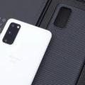 アラミド繊維を使った約11gの軽量ケース「Air Case for Galaxy S20」レビュー