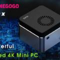 6cm四方の超小型PC「GMK NucBox」のクラウドファンディングがスタート
