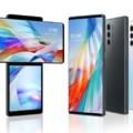 「LG WING」海外発表、回転機構を備えた2画面スマホ